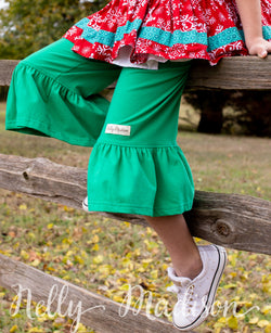 Emerald Polly Pant