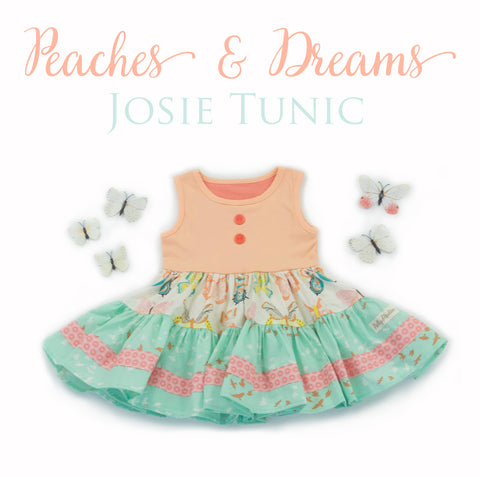 Peaches & Dreams Josie Tunic