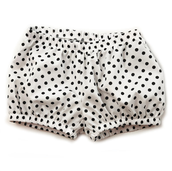 Black Polka Dot Dollies