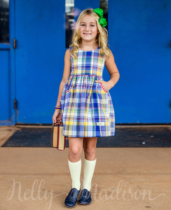 DUB Primary Plaid Eliza