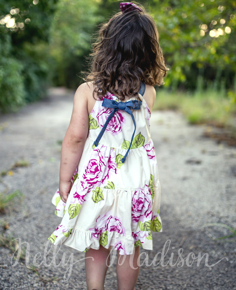 Country Roses Penelope Dress