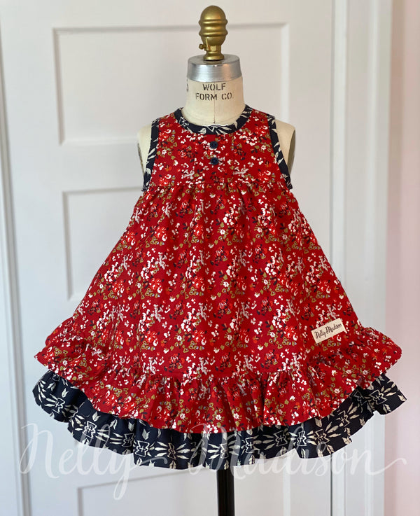 Apple Dumpling Lydia Dress