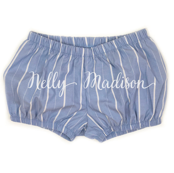 Chambray Stripe Dollies