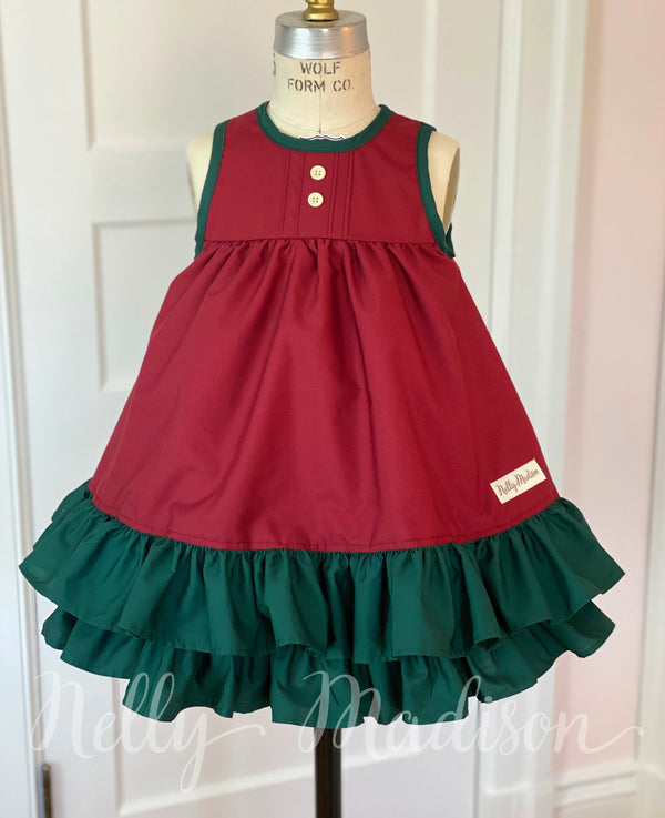 Christmas Wishes Lydia Dress