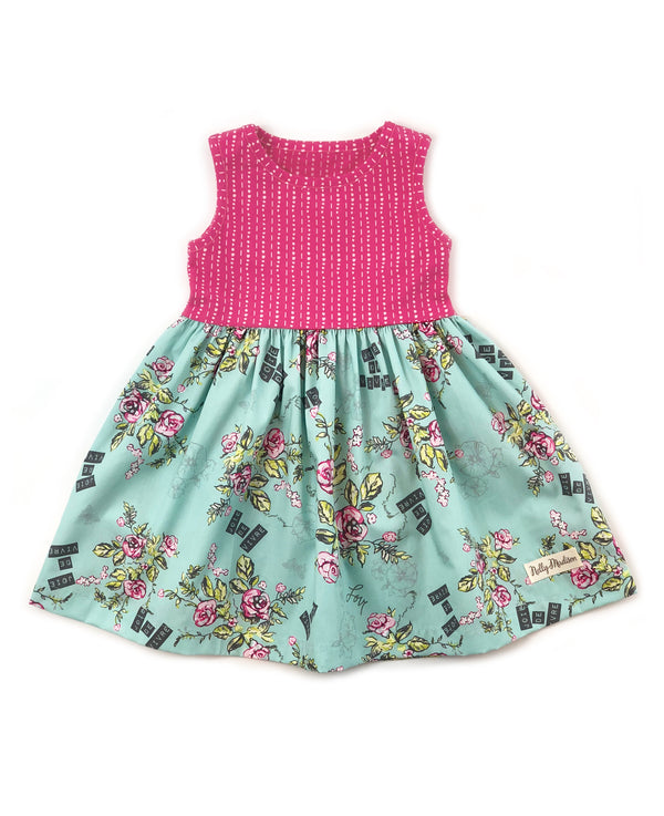 Joy Berry Maddie Dress