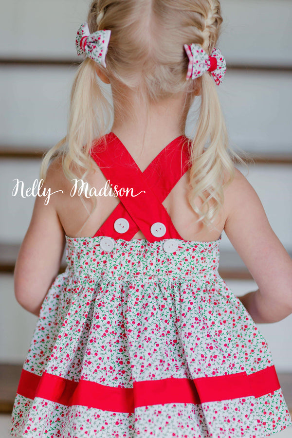 Rose Garden Betsy Tunic & Dollies Set