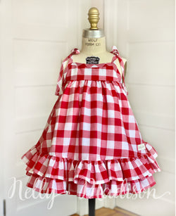 Summer Picnic Hannah Dress