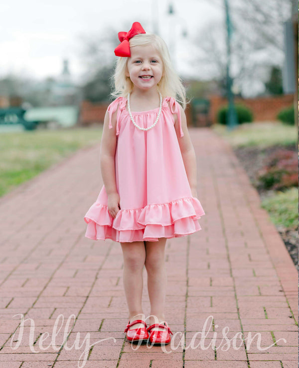 Sweetheart Pink Katie Dress