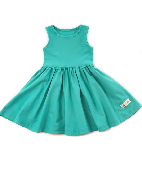 DUB Turquoise Stella Dress