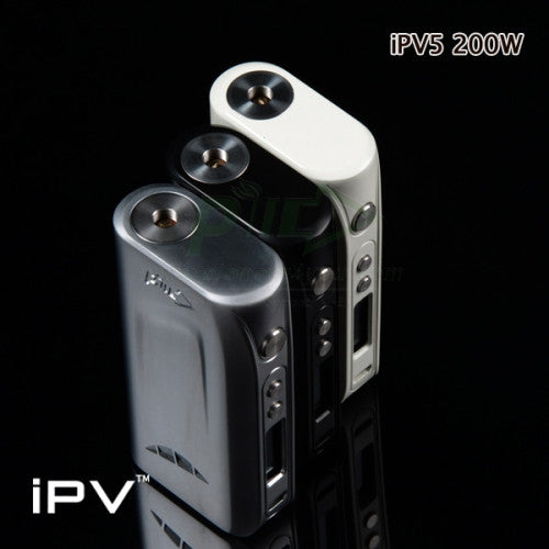 IPV5 200W Regulated Mod- Pioneer4you (Silver)