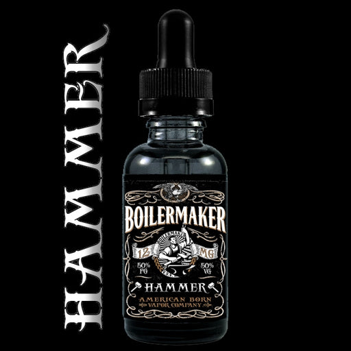 Hammer - By Boilermaker Vapor 30ml