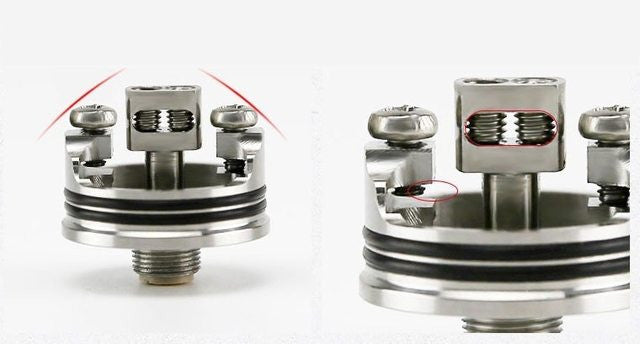Wisemec Indestructible RDA by Jay Bo Designs