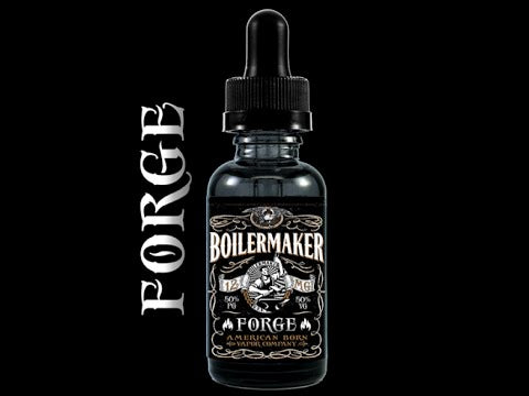 Forge - By Boilermaker Vapor 30ml