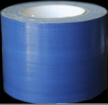 Cloth Re-enforced Tape 96mm Blue