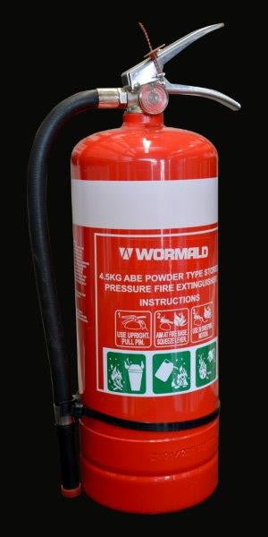 Fire Extinguisher 4.5kg DryPdr