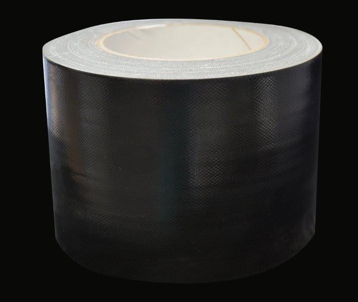 Cloth Re-enforced Tape 96mm Black