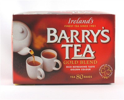 Barry's Tea Gold Blend 80ct