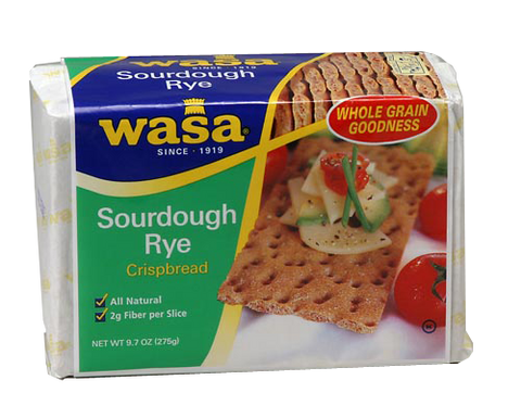 Wasa Sourdough Rye 9.7oz