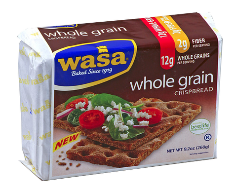 Wasa Whole Grain 9.2oz