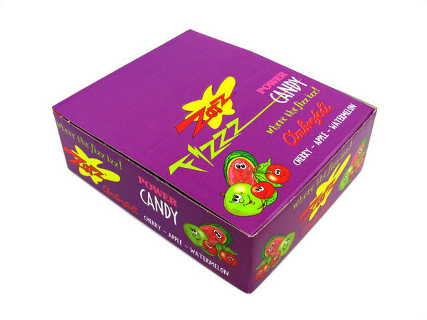 Zotz Strings - Cherry, Apple, Watermelon - 0.7oz. (Pack of 48)