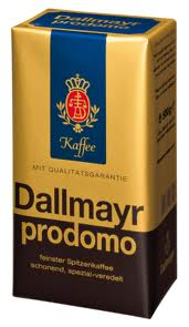 Dallmayr Prodomo Ground Coffee 8.8oz