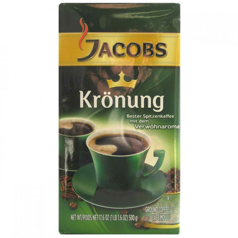 Jacobs Kroenung Ground Coffee 17.6oz