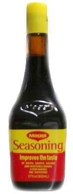 Maggi Liquid Seasoning Asian 6/27oz