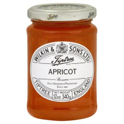 Tiptree Preserve Apricot -12oz (Pack of 6)
