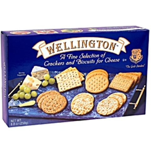 Wellington Assortment 12/8.8oz