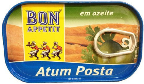 Bon Appetit Tuna in Olive Oil 25pk