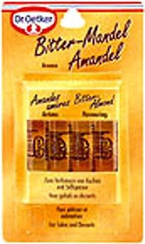 Dr. Oetker Essences Almond 16/4pk