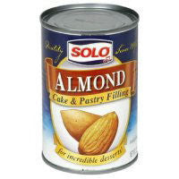 Solo Almond Filling 12/12.5oz