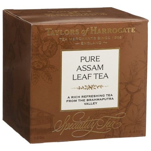 Taylors of H Cartons Pure Assam Loose 6/4.4oz