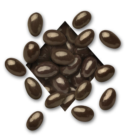 Koppers Dark Chocolate Almonds 5lb Bag