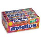 Mentos Mixed Fruit 40/1.3oz
