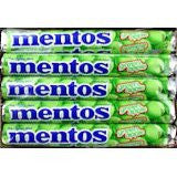 Mentos Green Apple 40/1.3oz