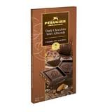 Perugina, Bar Dark Chocolate w/ Almonds 12/3.5oz
