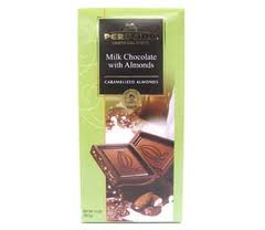 Perugina, Bar Milk Chocolate w/ Almond 12/3.5oz