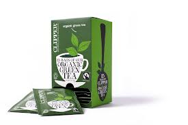 Clipper Fair Trade Organic Green Tea 20ct