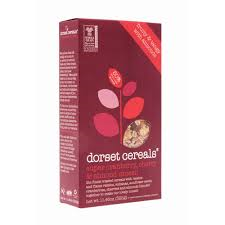 Dorset Super Cranberry Cherry & Almond Cereal 5/11.46oz