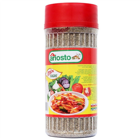 ITALIAN ARIOSTO TOMATO BASED PASTA SAUCE SEASONING, 35OZ (1KG), PACK OF 6