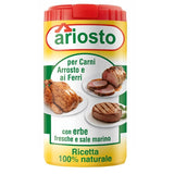 ITALIAN ARIOSTO ROASTED AND GRILLED MEAT SEASONING, 2.8OZ (80GM), PACK OF 6
