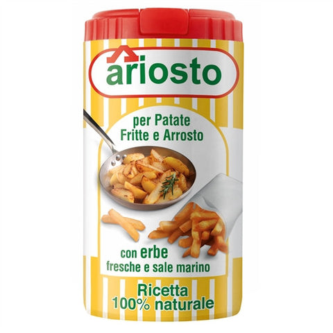 ITALIAN ARIOSTO COOKED POTATOES SEASONING, 2.8OZ (80GM), PACK OF 6
