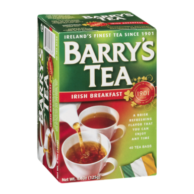 Barry's Tea Irish Breakfast 40ct
