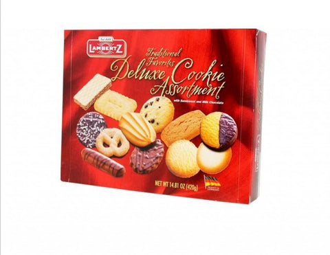 Lambertz Traditional Favorites Asst'd Cookies 8/14.81oz