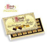 Asbach Brandy Filled Chocolate Squares Lg Gift Box 6/8.8oz #2111