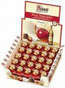 Asbach Cherries with Brandy in Display 50/0.45oz