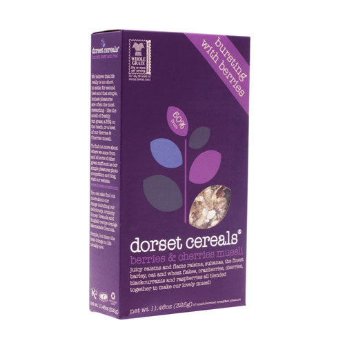 Dorset Berries & Cherries Cereal 11.46oz