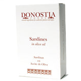 Donostia Sardines in Olive Oil 4.50oz