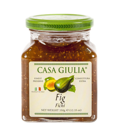 Casa Giulia Fig Jam 12.35 oz